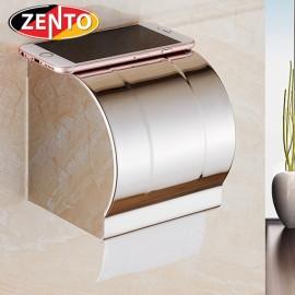 Lô giấy vệ sinh inox Zento HA4640